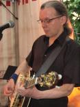 Peter Jack, Lehrer für Gitarre, E-Bass, Banjo und Mandoline